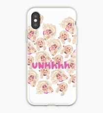 Trixie and Katya-UNHhh iPhone Case