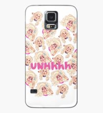 Trixie and Katya-UNHhh Case/Skin for Samsung Galaxy