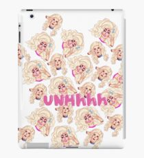Trixie and Katya-UNHhh iPad Case/Skin