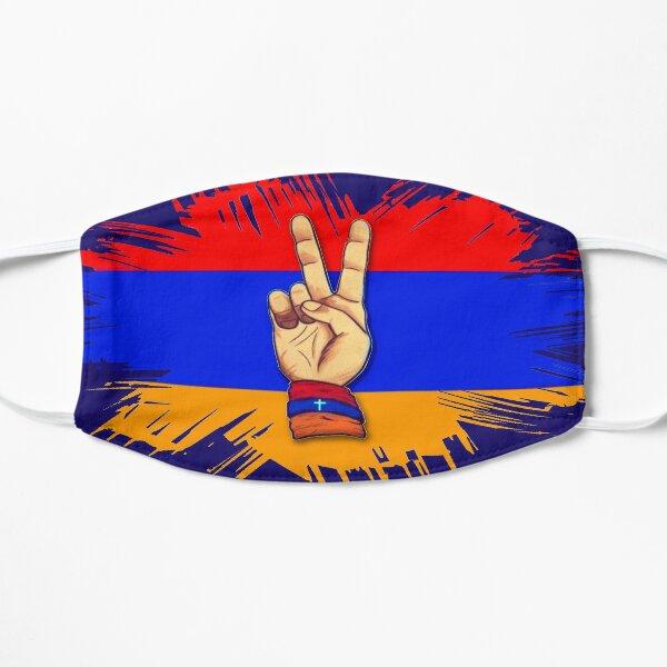 Viva Armenia Վիվա Արմենիա Flat Mask