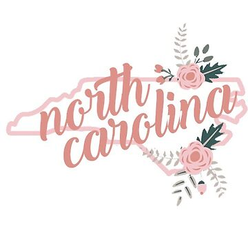 North Carolina Floral by baileymincer