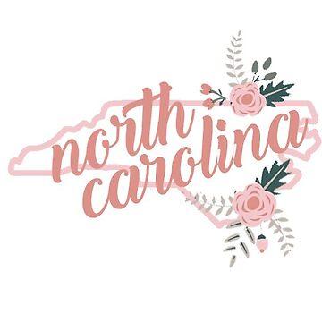 Carolina del Norte Floral de baileymincer