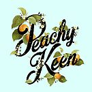 Peachy Keen : Mint by heatherlandis