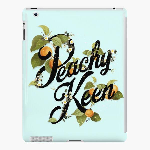 Peachy Keen : Mint iPad Snap Case
