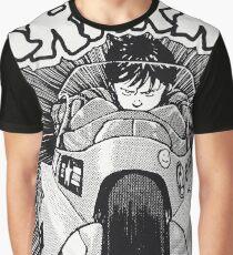Akira Motorbike riding Graphic T-Shirt
