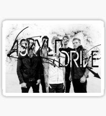 A Skylit Drive Sticker