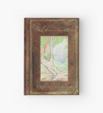 Unwritten Explorer's Journal ~ Hollow Heart Hardcover Journal