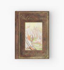 Unwritten Explorer's Journal ~ Weavers Hardcover Journal