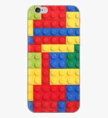 Legosteine iPhone-Hülle & Cover