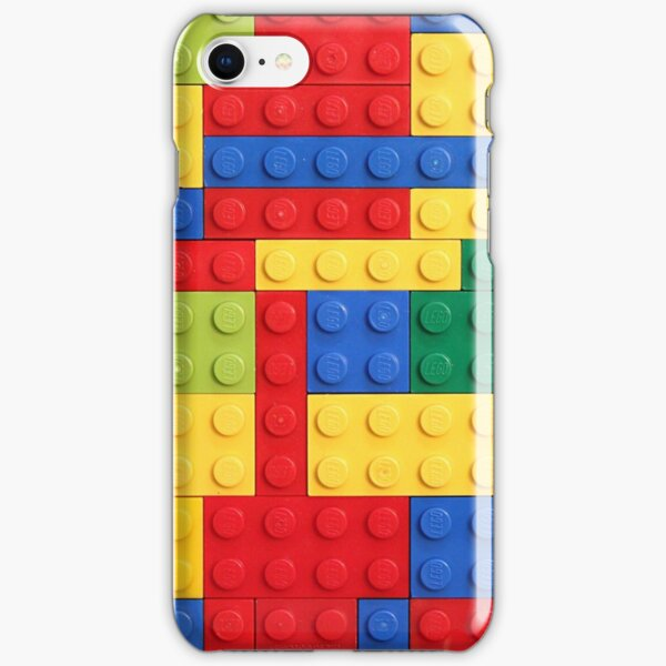 LEGO Bricks iPhone Snap Case