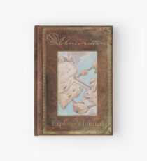 Unwritten Explorer's Journal ~ Asteroids Hardcover Journal
