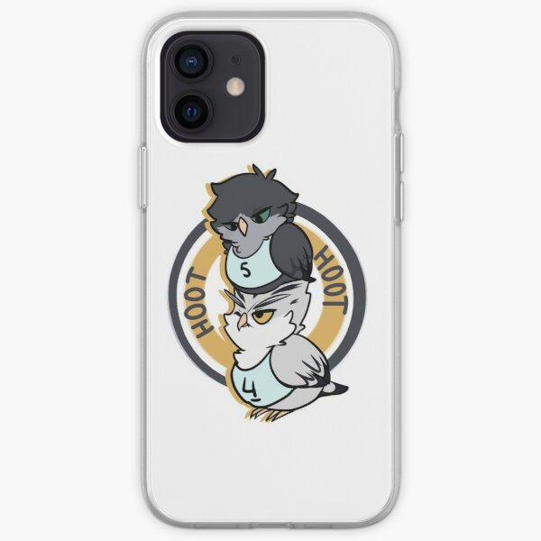 2 owls r better than 1 iPhone Soft Case