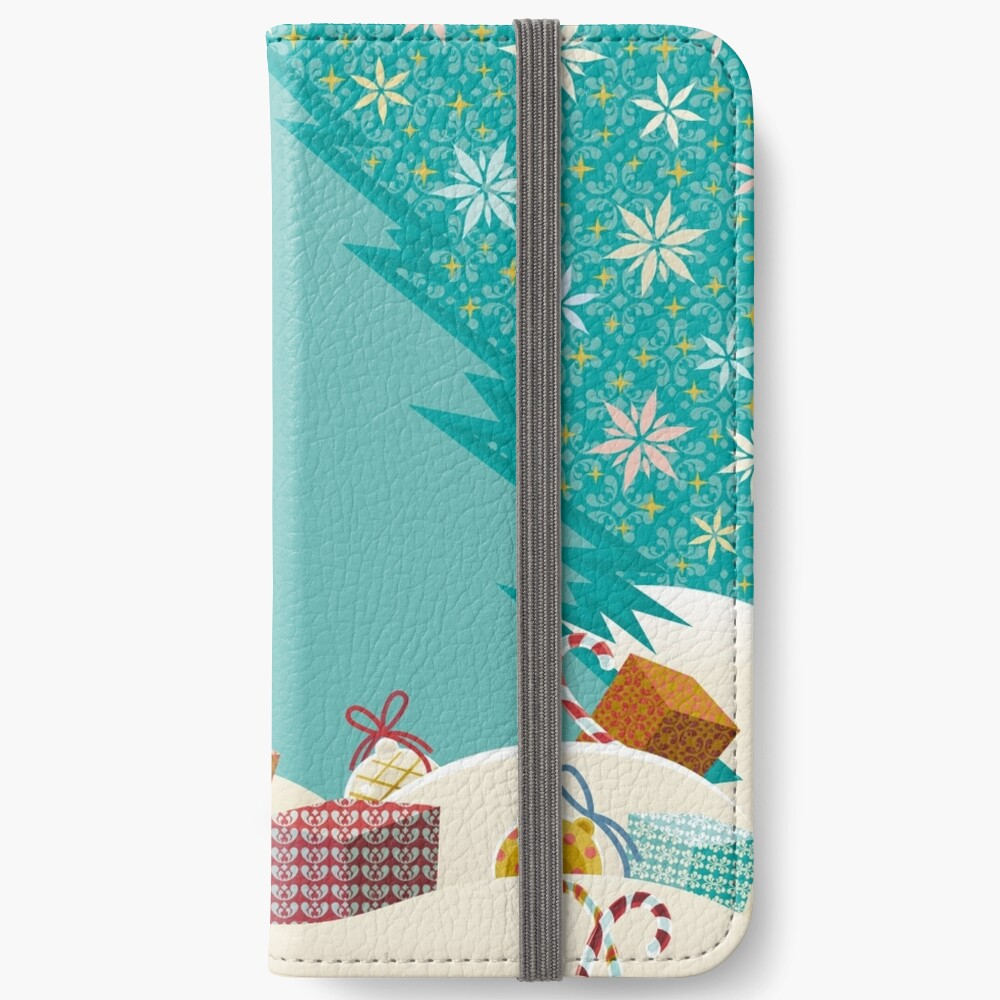 Christmas Eve iPhone Wallet
