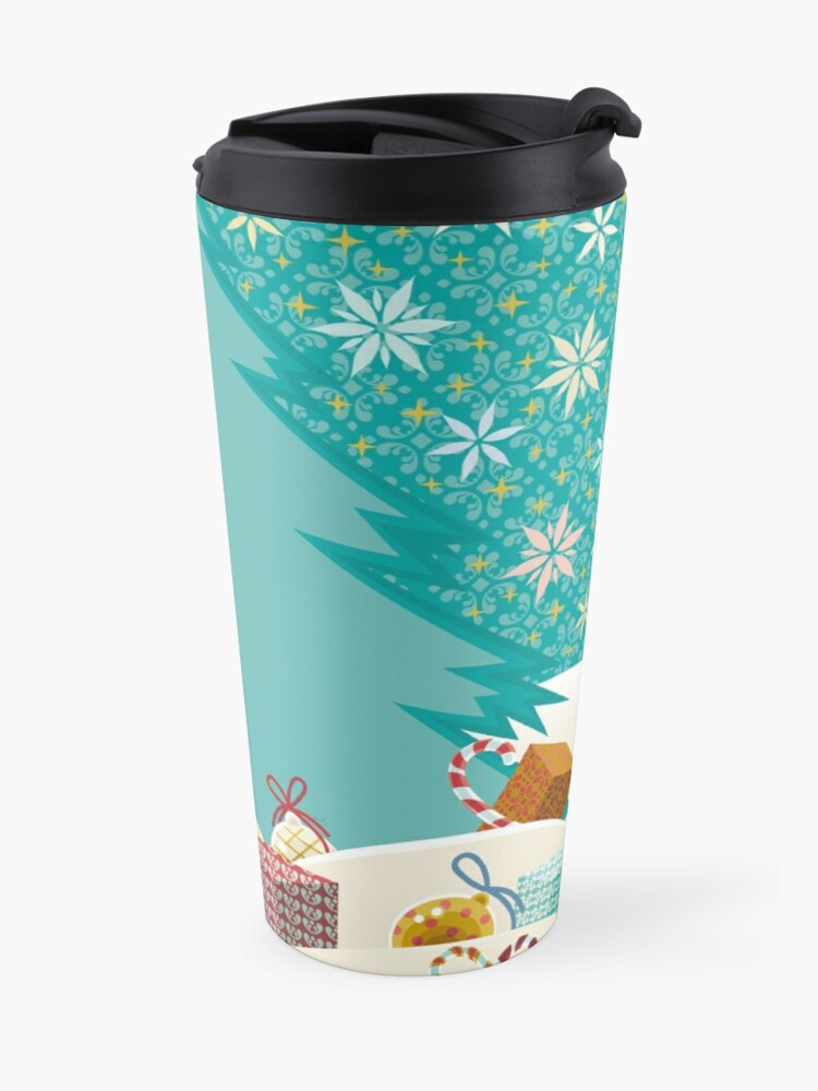 Alternate view of Christmas Eve Travel Mug