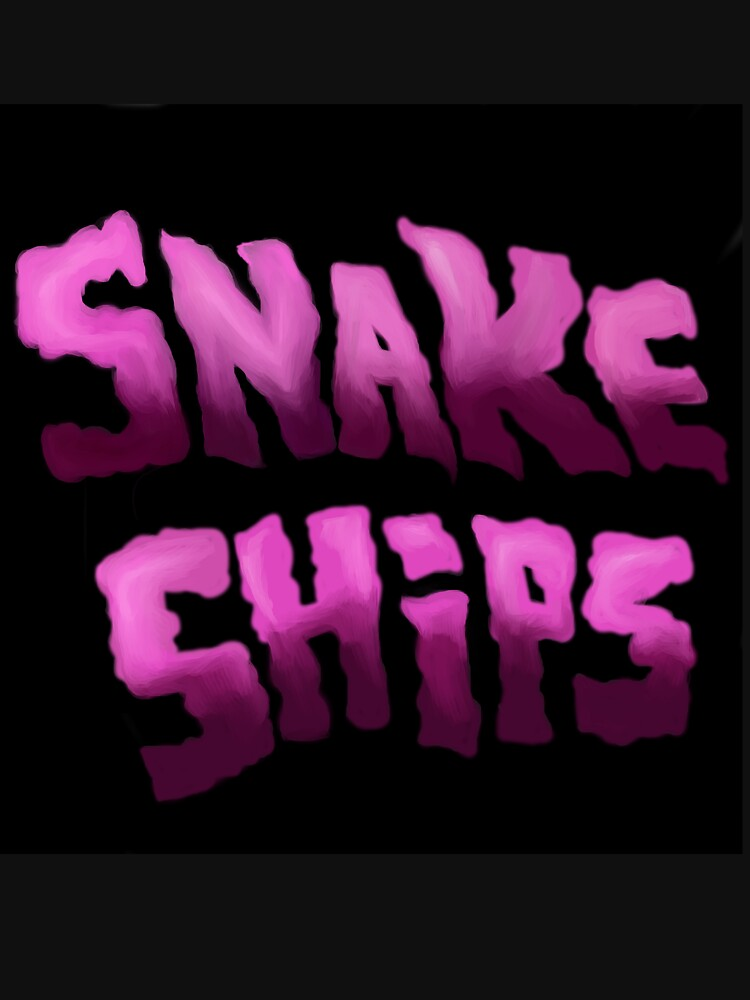Snake Ships Logo  by snakeshipsart