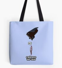 Embrace The Void - Welcome Piano Tote Bag