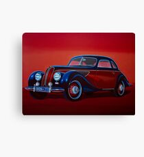 EMW Painting Canvas Print