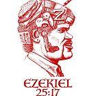 Ezekiel 25:17 The Path of the Righteous Man by Adam Campbell