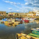 West Bay, Dorset, UK by Pauline Tims