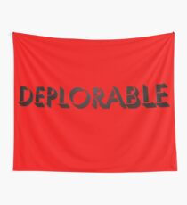 Deplorable Wall Tapestry