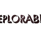 Deplorable by David Rozansky