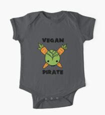 Vegan Pirate One Piece - Short Sleeve