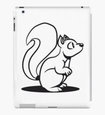 Squirrel cute cute iPad Case/Skin