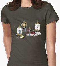 Clockwork Doll Women's Fitted T-Shirt