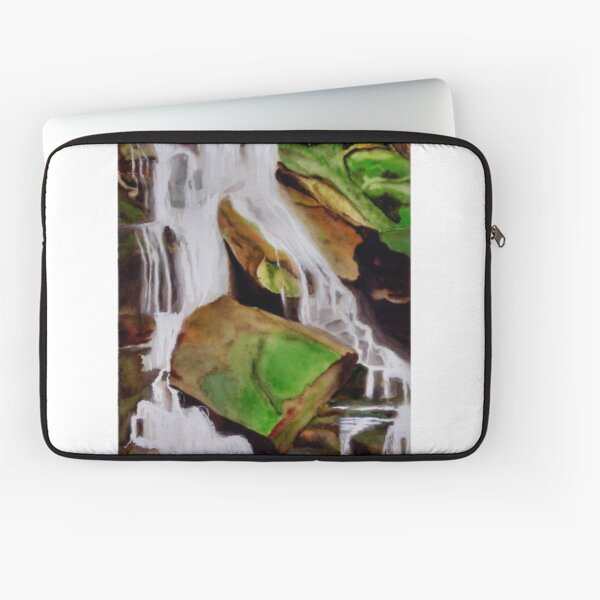 """Somersby Falls, NSW"" Laptop Sleeve"