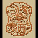 Chinese Zodiac Year of The Wood Rooster by ChineseZodiac