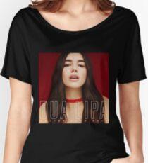 Dua Lipa - Hotter Than Hell Women's Relaxed Fit T-Shirt