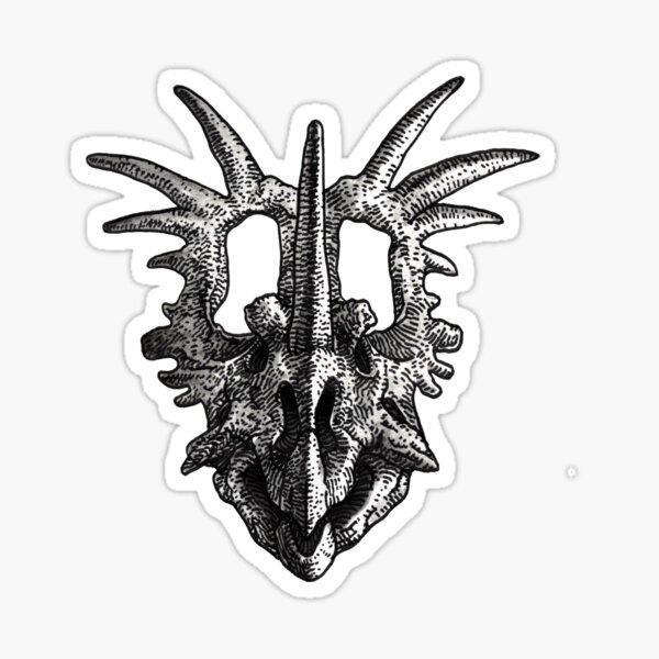 Styracosaurus Sticker
