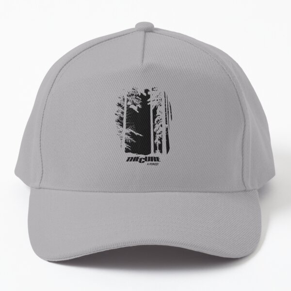 The Cure A Forest reverse Baseball Cap