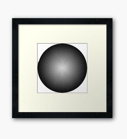 Spiral 22a Framed Print