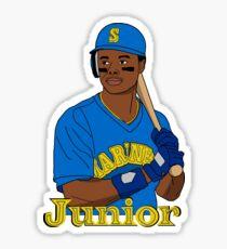 Ken Griffey Junior Sticker