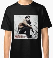James Morrison - Songs for You, Truths for Me Classic T-Shirt