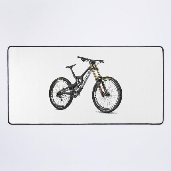 santa cruz bikes Desk Mat