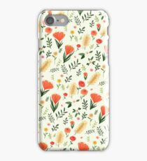 Aussie Florals iPhone Case/Skin