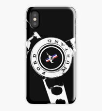 Classic Mustang, (Scroll down to view my other work) iPhone Case/Skin