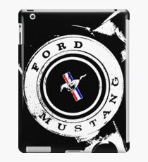Classic Mustang, (Scroll down to view my other work) iPad Case/Skin