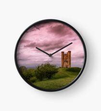 Broadway Tower, Worcestershire, UK Clock