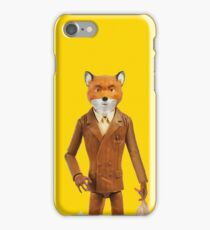 Fantastic Mr. Fox iPhone Case/Skin