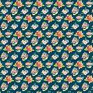 Floral Bouquet by Gwen DeGroff