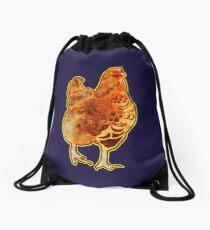 Chicken Drawstring Bag
