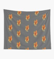 Chicken Wall Tapestry