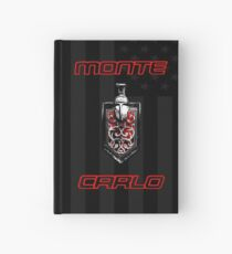 Classic Monte Carlo Hardcover Journal