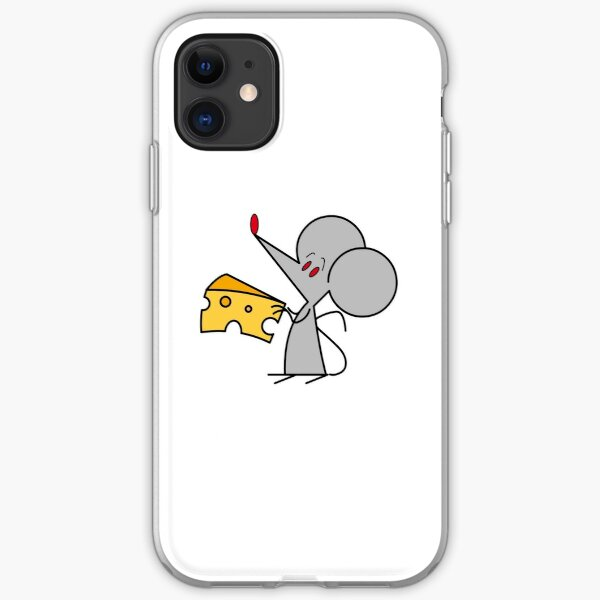 Mouse iPhone Soft Case