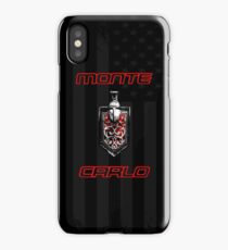 Classic Monte Carlo iPhone Case