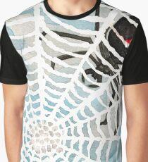 Black Widow Graphic T-Shirt