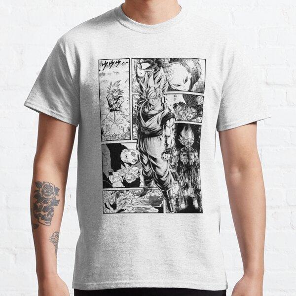 Neuer Manga Style 4 Classic T-Shirt